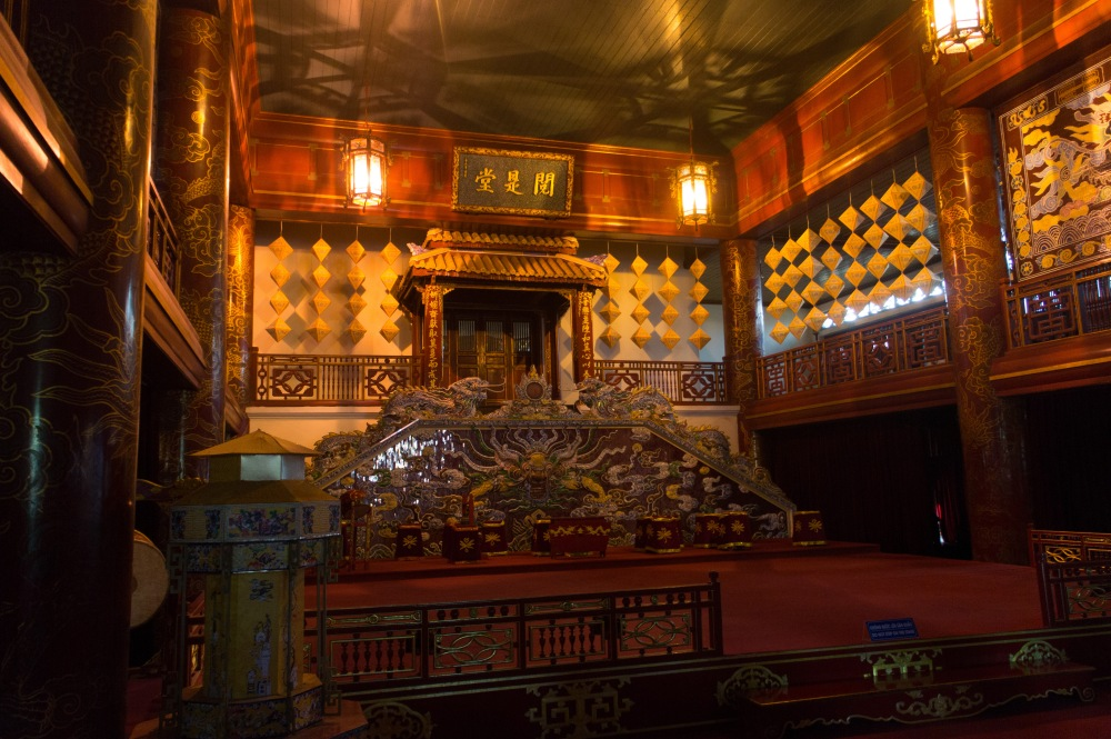 Theater in the Hue Imperial City